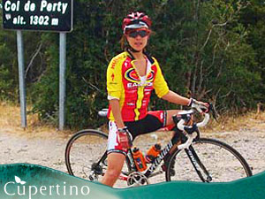Dr. Cheung Regularly Competes in Triathlons