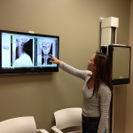 cupertino-chiropractic-center-dr-may-reviewing-x-ray